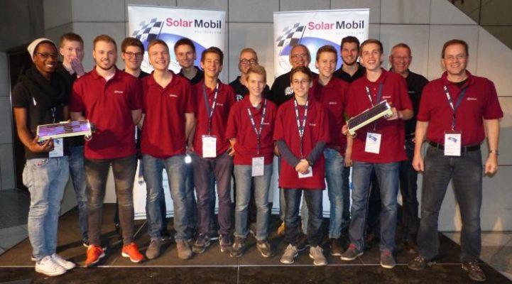 """Bundeswettbewerb """"SolarMobil"""": Fuldas Schüler erneut unter den Besten"""