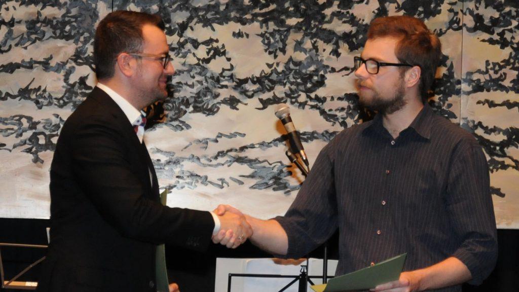 Abschlussfeier der Konrad-Zuse-Schule Hünfeld